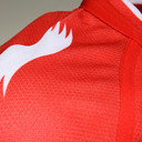 Biarritz 2014/15 Home Match Day Rugby Shirt