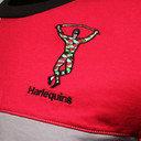 Harlequins 2015/16 Off Field Quarter Rugby T-Shirt
