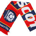 Scotland 2016/17 Supporters Double Layer Rugby Scarf