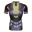 Iron Man Transform Yourself Fullsuit Compression S/S T-Shirt