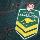 Australia Kangaroos 2016 Rugby Training Singlet