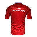 Munster 2015/16 Home S/S Replica Rugby Shirt