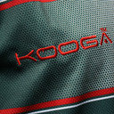 Leicester Tigers 2015/16 Home Ladies S/S Replica Rugby Shirt