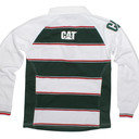 Leicester Tigers 2015/16 Home Ladies Classic L/S Rugby Shirt