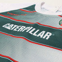 Leicester Tigers 2015/16 Home Infants Replica Rugby Kit