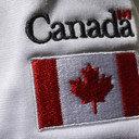 Canada 2016/17 Alternate S/S Replica Rugby Shirt