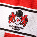 Gloucester 2015/16 Home Players Authentic Test Rugby Shirt