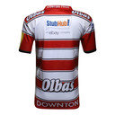 Gloucester 2015/16 Home S/S Replica Rugby Shirt