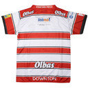 Gloucester 2015/16 Home Ladies S/S Replica Rugby Shirt