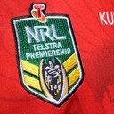 St George Illawarra Dragons NRL 2016 Alternate S/S Replica Rugby Shirt