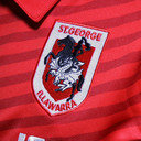 St George Illawarra Dragons NRL 2016 Players Media Rugby Polo Shirt