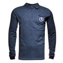 Scotland Elite Home Cotton L/S Rugby Shirt