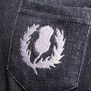 Scotland 2015/17 Elite Cotton S/S Rugby T-Shirt