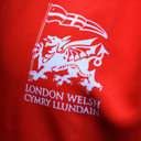 London Welsh 2015/16 Home Replica Rugby Shirt