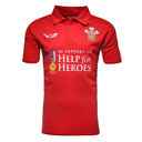 Help for Heroes Wales Rugby Polo Shirt