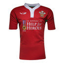 Help for Heroes Kids Wales Rugby Shirt