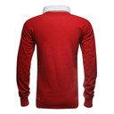 Wales Kids Vintage Rugby Shirt
