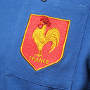 France Kids Vintage Rugby Shirt