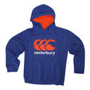 CCC Classic Kids Hooded Rugby Sweat