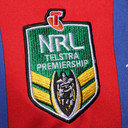 Newcastle Knights Home NRL 2016 S/S Replica Rugby Shirt