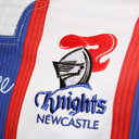 Newcastle Knights Alternate NRL 2016 S/S Replica Rugby Shirt