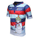 Help For Heroes Christmas 2016 Charity Rugby Shirt