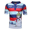 Help For Heroes Christmas 2016 Kids Charity Rugby Shirt
