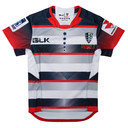 Melbourne Rebels 2016 Super Rugby Kids Home S/S Replica Rugby Shirt