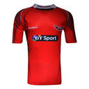 Scarlets 2015/16 Home Replica S/S Rugby Shirt