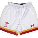 Wales WRU 2016/17 Home Kids Rugby Shorts