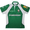 London Irish Home 2015/16 Ladies S/S Replica Rugby Shirt