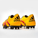 X 15.1 FG/AG Leather Football Boots