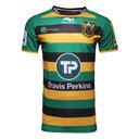 Northampton Saints 2015/16 Home S/S Replica Rugby Shirt
