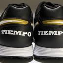 Tiempo Genio II Leather TF Football Trainers