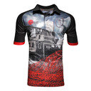 British Army Tower Of London Poppy Appeal S/S Rugby Shirt
