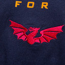 Scarlets 2016/17 Logo Off Field Rugby T-Shirt