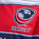 USA Eagles 2016 Home S/S Replica Rugby Shirt