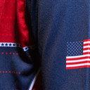 USA Eagles 2016 Home S/S Replica Rugby Shirt