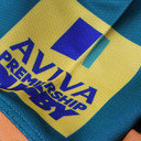 Northampton Saints 2015/16 Home Ladies S/S Replica Rugby Shirt