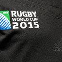 New Zealand All Blacks RWC 2015 Winners Home S/S Test Rugby Shirt