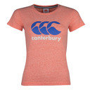 CCC Logo Ladies Rugby T-Shirt