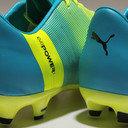 evoPOWER 1.3 FG Kids Football Boots