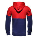 France 2016 Collegiate Full Zip Hooded Rugby Sweat