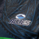 Blues 2016/17 Home Super Rugby S/S Rugby Shirt