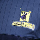 Highlanders 2016/17 Players Super Rugby Performance T-Shirt