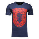 Rugby Crest Graphic S/S T-Shirt