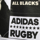 New Zealand All Blacks Graphic S/S Rugby T-Shirt