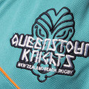 Queenstown Knights Alternate Rugby 2015/16 Players Issue Vest