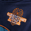 Queenstown Knights 2015/16 Players Hooded Rugby Sweat