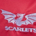 Scarlets 2016/17 Home Replica S/S Rugby Shirt